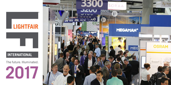 Keynotes Transforming the Future of Light, Technology, Design, Art and Science Headline at LIGHTFAIR International 2017
