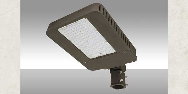 MaxLite Reinvents the Shoebox with Slim LED Area Lights