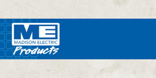 Madison Electric Products Names New Rep