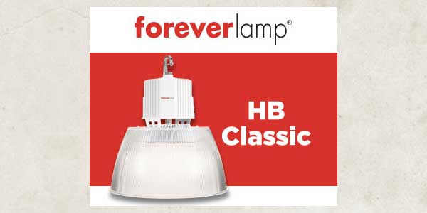 Foreverlamp to Launch new DesignLights Consortium Approved Classic High-Bay Series at Lightfair International
