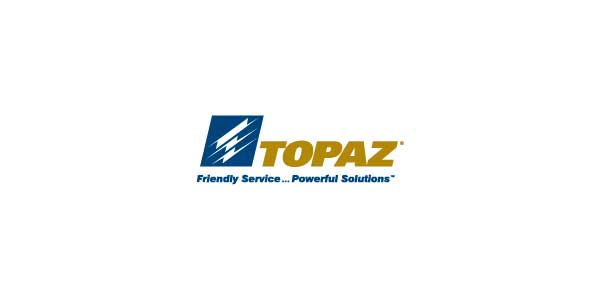 Topaz Retains McGEE Company as Southern California Stocking Agent