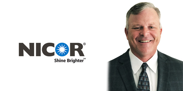 Patrick Ronan is New Western Regional Sales Manager at NICOR