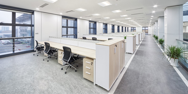 Nora Lighting Expands Center Basket LED Troffer Line for Offices, Public Areas