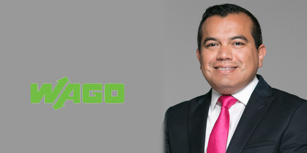 WAGO Names New General Manager for Mexico