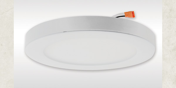 ELCO Introduces Colby LED Disk Light