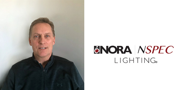 Nora Lighting Names Michael Majchrzak New National Sales Manager, Commercial Division