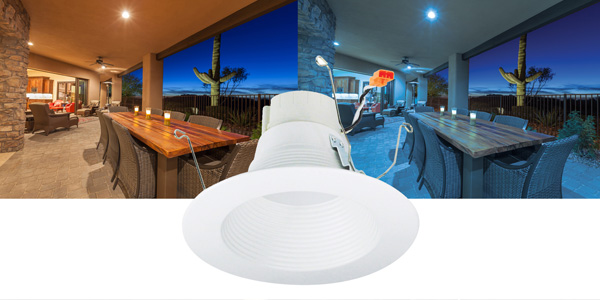 Nora Lighting Introduces Prism, Smart RGBW Downlight that Changes Color, Kelvin Settings
