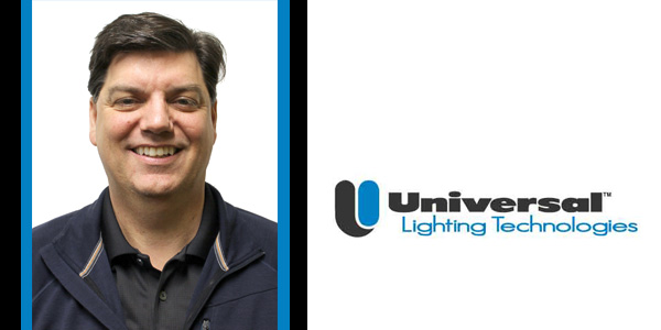 Paul Alger Joins Universal Lighting Technologies As Regional Sales Manager