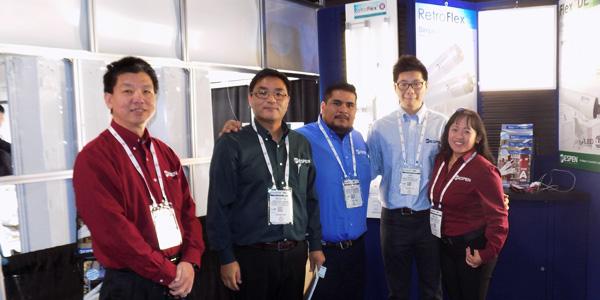 Espen Technology - Jing Mo, Richard Zhang (President), Juan Fernandez, Eric Yu, Melanie Barton