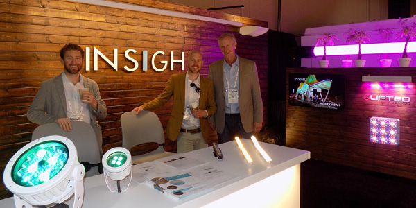 Insight Lighting - Geoff Patterson, Jaxon Patterson, Chris Kreuter