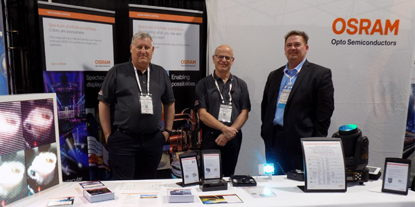 OSRAM Opto Semiconductors -Richard Hawkins, Russell Willner, Brian Terao