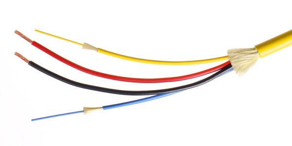 New Hybrid Cables Power GPON Networks