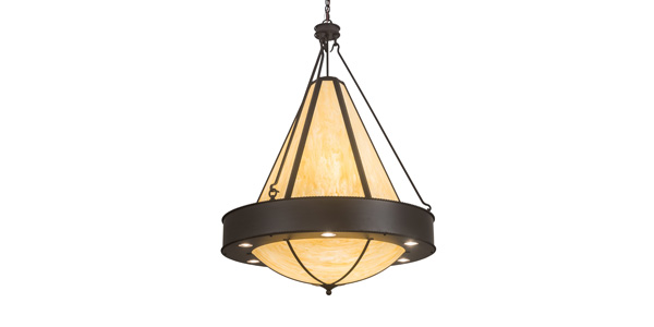 2nd Ave Lighting Introduces Obsidian family of Ceiling Pendants