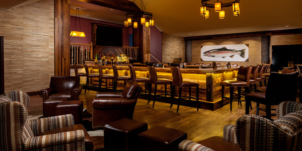 Meyda Custom Lighting Illuminates Tailwater Lodge, a Member of the Tapestry Collection by Hilton in Upstate New York
