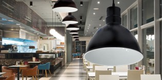 High Lumen RLM Shades from Nora Lighting: Designer Styling, Brilliant Illumination