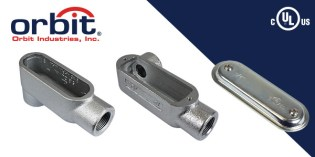 Orbit Expands Offering of Conduit Bodies with Form 7 and 8 Models