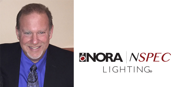 Michael Goldberg Appointed New Nora Lighting Regional Commercial Sales Manager