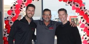 Derick Germann, Paul Vowels, Scott Germann