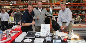LED Light Efficient Designs - Dan Taylor, Tony Rowe, Mark Ricci