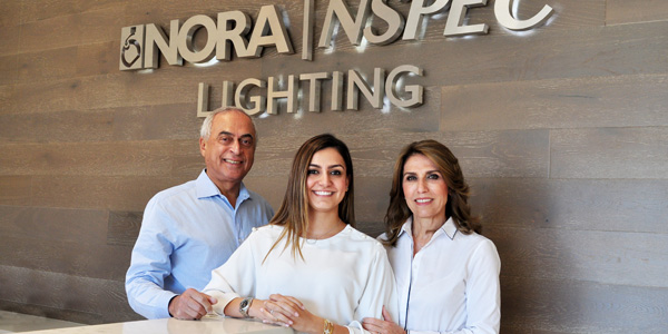 Nora Lighting Launches 30th Year in Business with Open House at Lightovation on Jan 17