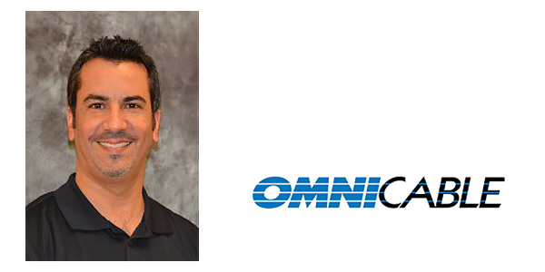 OmniCable Promotes Jimmy Moreno to Director of Distribution