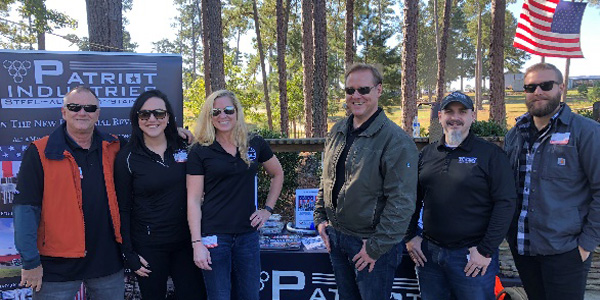 Patriot Industries Sponsors EECO Has Heart Sporting Clay Tournament