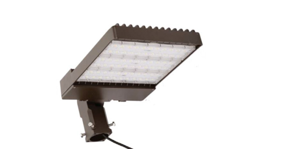 EarthTronics Introduces High-Efficient, LED Area Light Series for Exterior Wide-Flood Area Illumination for Parking Lots and Roadways