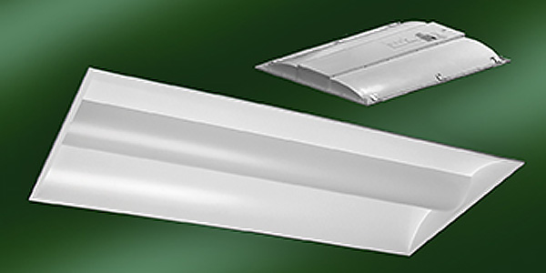 LEDtronics New Tunable & Multimode LED Recessed Troffer Lights Offer Selectable Wattage & Color Temperature