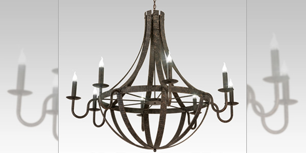 Meyda Lighting Introduces Custom Lighting with Title 24 Compliant GU10 LED Candelabra Lamps