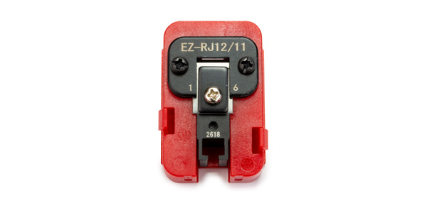Platinum Tools® Launches EZ-RJ12/11 Die for EXO Crimp Frame; Now Available