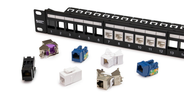 Platinum Tools Announces New Unloaded Patch Panels at ISE 2019; Now Available