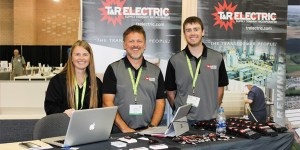 T&R Electric – Kylie Westover, Brad Relf, Keaton Westover