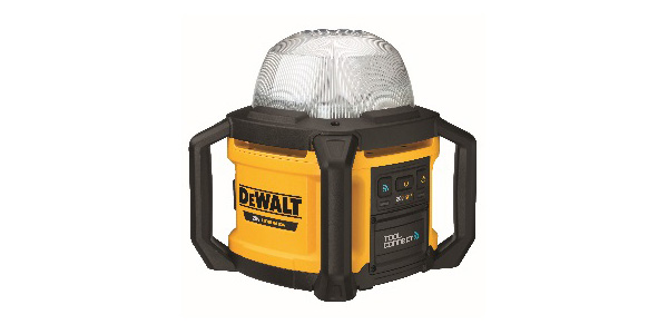DEWALT Brightens Jobsites with 20V MAX Tool Connect All-Purpose Light