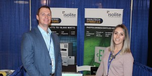ISOLITE THE EMERGENCY LIDHTING EXPERTS – GREG KEIL, SHELLY CRIPE