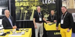 LEDil - Ben Sedberg, Jeff Roeder, Mike Roman, Pasi Kontto