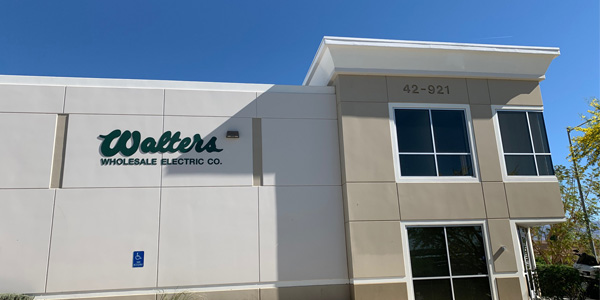Walters Celebrates Grand Opening of Indio Branch
