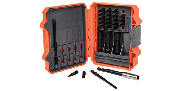 Klein Tools Introduces an Impact Power Bit Set for Pro Performance