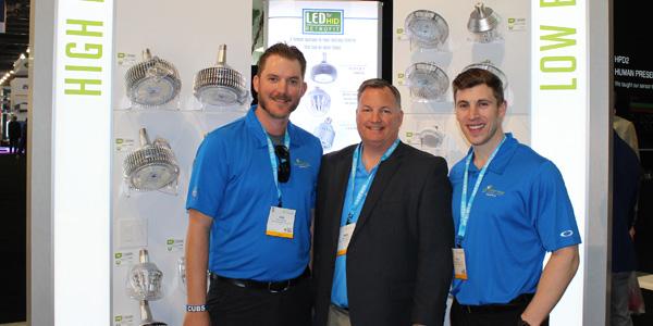 Light Efficient Design - Dan Taylor, Mike Boyd, Doug Knebelsberger