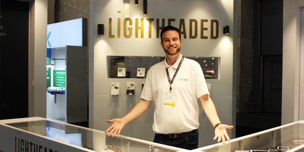 Lightheaded Lighting - Eric Van Der Net