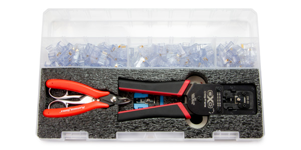 Platinum Tools Features New EXO Termination Kits