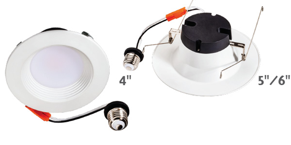 Topaz Launches Performance – Baffle Trim LED Recessed Downlights