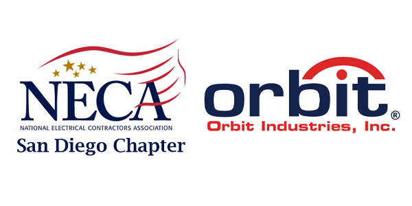 Orbit Industries, Inc. Joins NECA San Diego Chapter