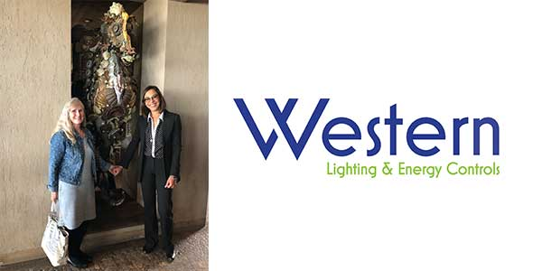 Denise Jenkins to Retire After 16 Years at Western Lighting and Energy Controls