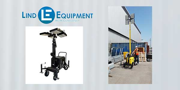 The Vertical Mast Beacon LED Tower Wins 2019 Pro Tool Innovation Award
