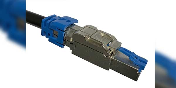 Platinum Tools Debuts PoE+ 10Gig Shielded RJ45 Field Plug