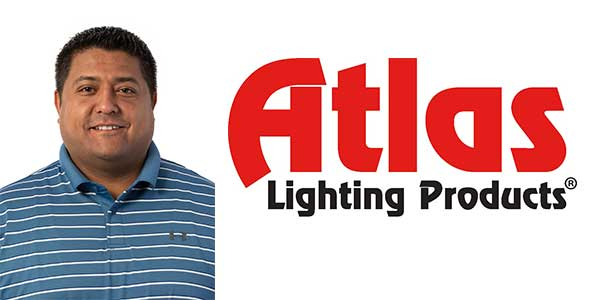 Atlas Welcomes New Regional Sales Manager – South Central Region