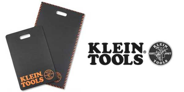 Klein Kneeling Pads Provide Durable Knee Protection and Ultimate Comfort
