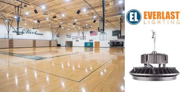 EverLast Lighting Releases New High Bay Fixture