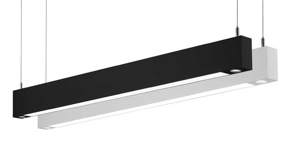 Focal Point Expands Seem 1 Family with Integrated Point Source Luminaire