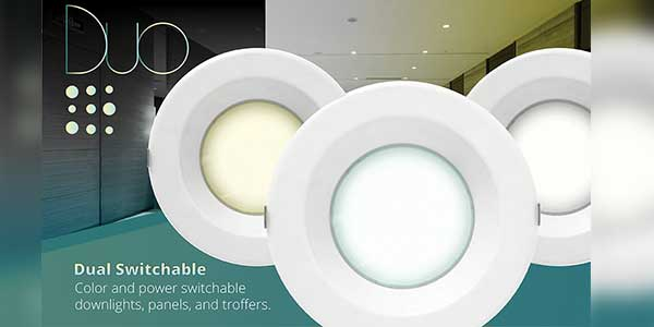 ATG LED Duo Color & Power Switchable Family- Power in Flexibility